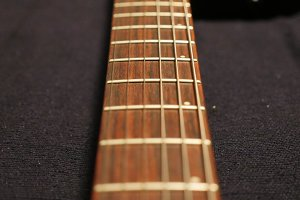 Guitar Fretboard 002