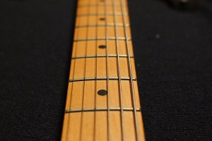Guitar Fretboard 004