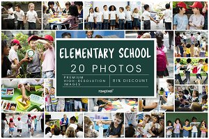The Best Elementary School Bundle