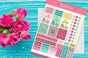 Digital Planner love.