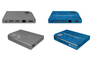 Valve Steam Link Gaming Console Skin