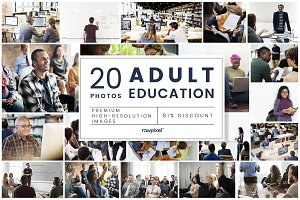 The Best Adult Education Bundle