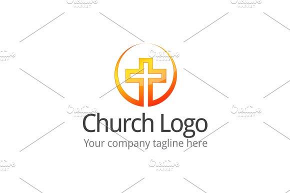 church logo logo templates creative market