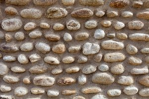 Stone wall for wallpaper