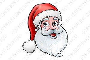 Santa Claus Christmas Cartoon