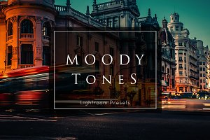 150+ Moody Lightroom Presets