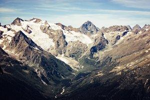 Rocky Mountains Landscape Summer