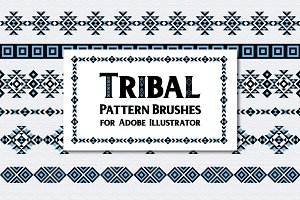 Tribal Pattern Brushes