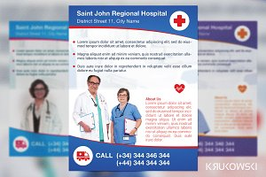 Hospital Flyer