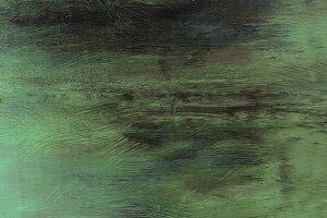 Green wooden texture background