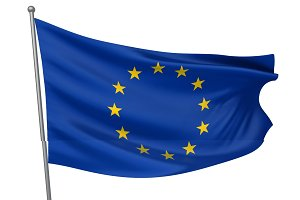European Union National Flag