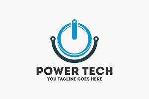 Power Tech Logo