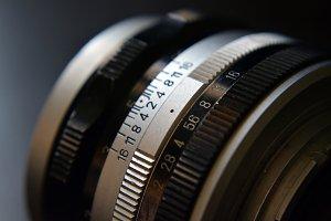 Lense Closeup 3