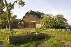 Farm building near Nieuwendijk