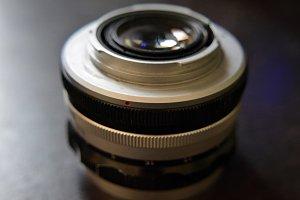 Vintage Camera Lens 4