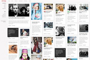 WallPin - WordPress Pinterest Theme