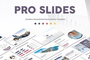 PRO Slides PowerPoint Template
