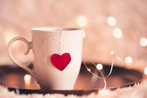 Valentines cup of tea