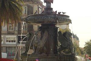 Portugal • Fountain