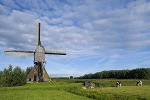 Noordveldse mill near Dussen