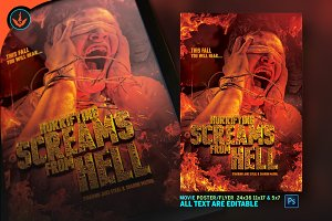 Screams from Hell Movie Poster