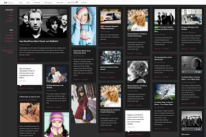 WallDark - Pinterest WordPress Theme