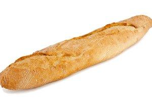 Bread baguette.