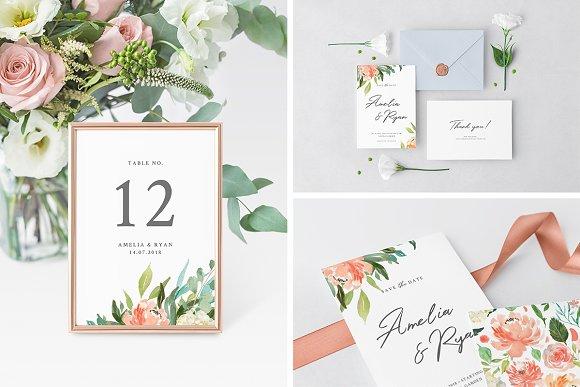 Wedding day mockups bundle product mockups creative market junglespirit Image collections