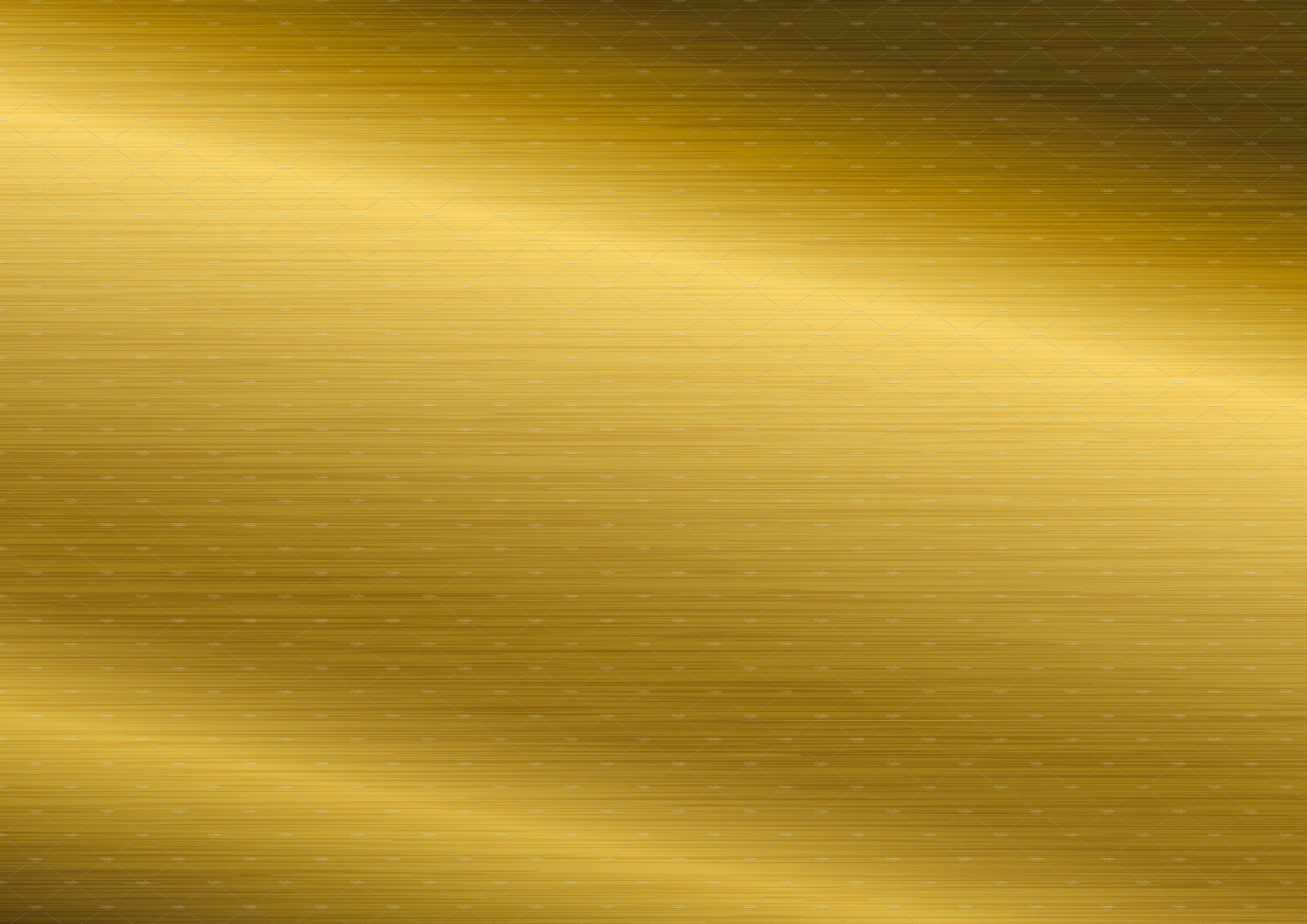 Gold Metal Background Illustrations Creative Market