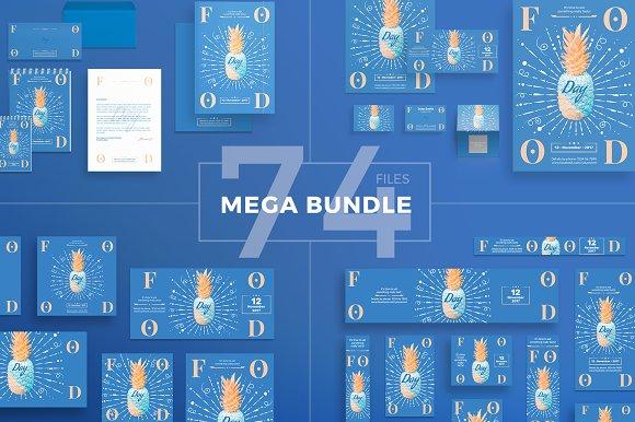 Mega Bundle | Food Day