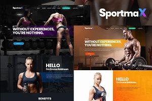 Sportmax - Fitness and Bodybuilding