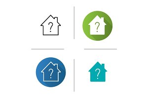 Housing problems icon