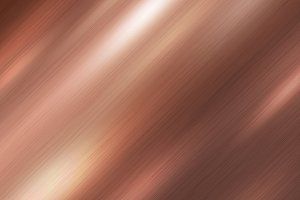 Copper metal texture background