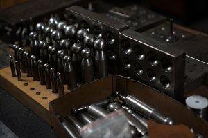 Metallic tools and equipments
