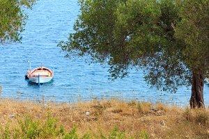 Chalkidiki coast, Greece
