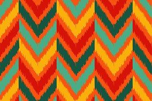 Ethnic boho seamless pattern.