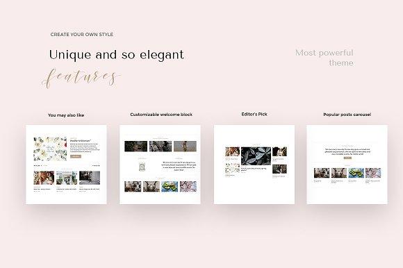 Aerin - WordPress Blog & Shop Theme