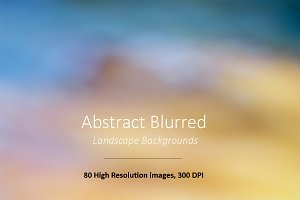 Blurred Landscape Backgrounds