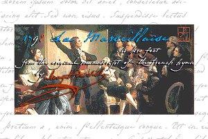 1792 La Marseillaise (Pro) OTF