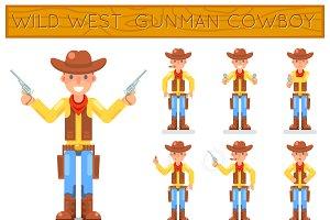 Wild west american