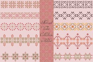 Floreart Vector Collection Border