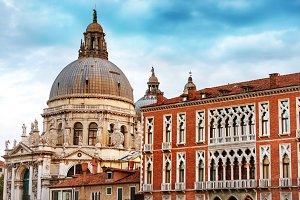 Basilica Santa Maria in Venice