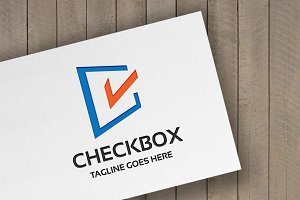 Check Box Logo
