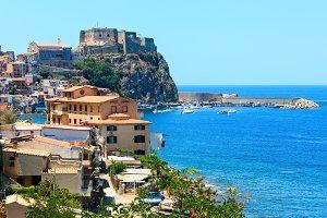Stilo village, Calabria, Italy