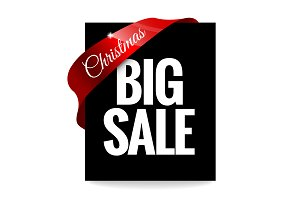 Big Christmas sale. Black Label