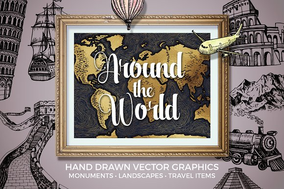 Around The World Collection