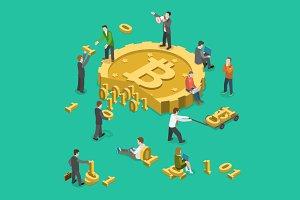 Bitcoin mining