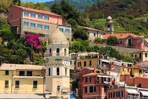 Vernazza village, Cinque Terre