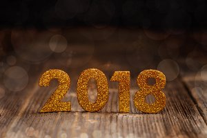 2018 year golden figures