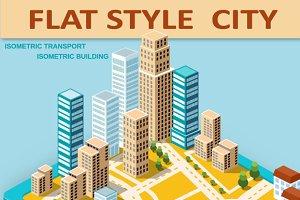 Flat City Set